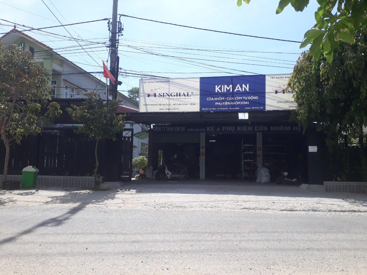NPP KIM AN - SINGHAL QUẢNG BÌNH