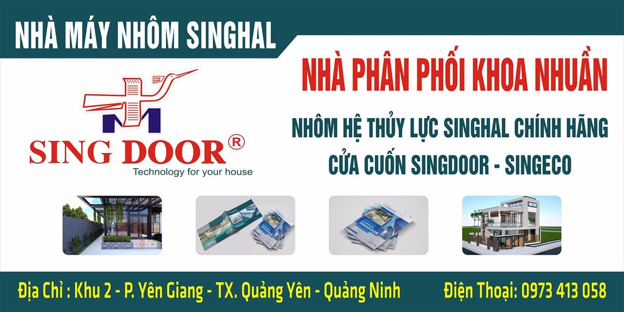 NPP KHOA NHUẦN - SINGDOOR QUẢNG NINH