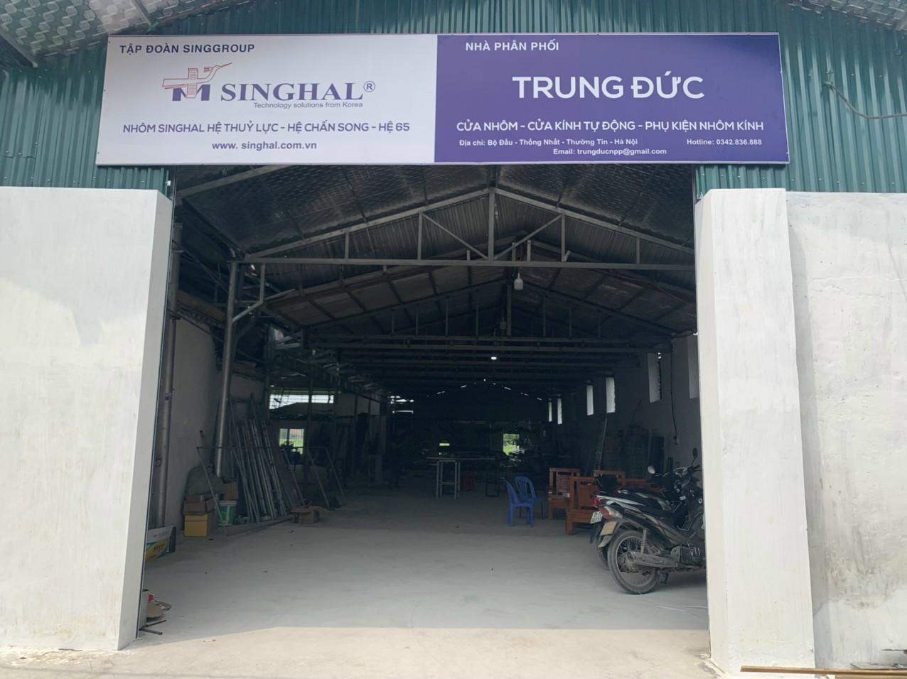 NPP Trung Đức - Singhal Thường Tín