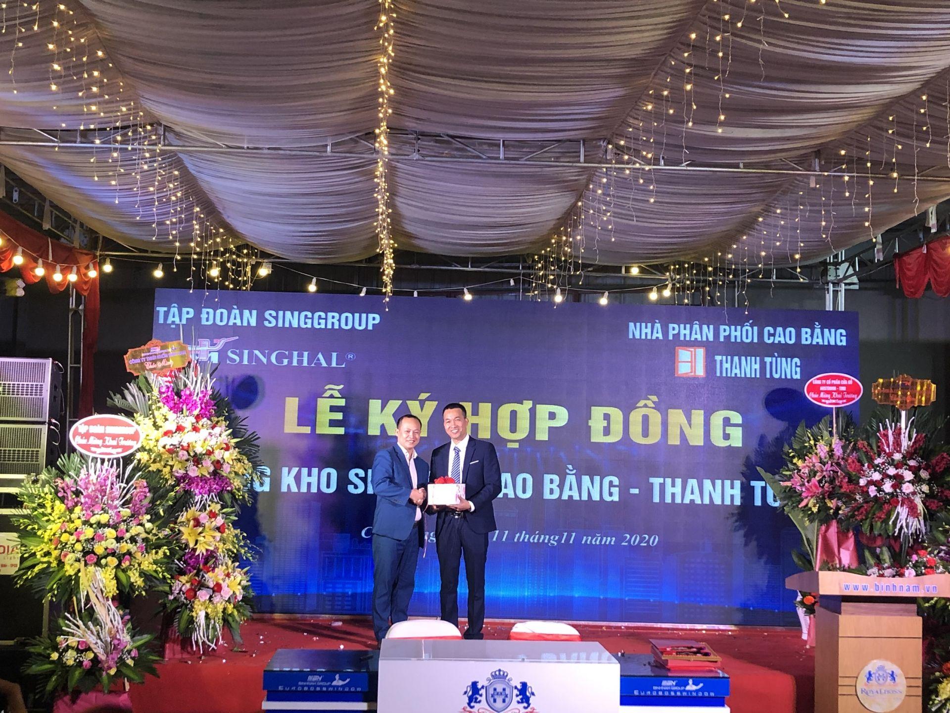 NPP THANH TÙNG - SINGHAL CAO BẰNG